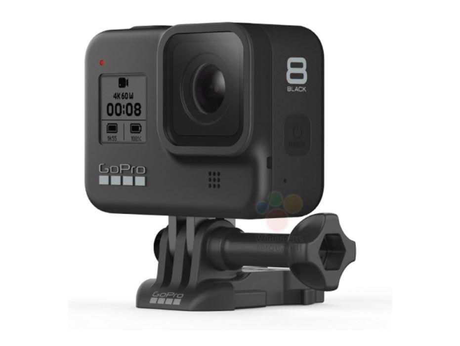 Компания GoPro представила экшн-камеру GoPro Hero 8 (gopro hero8 black leak 4)