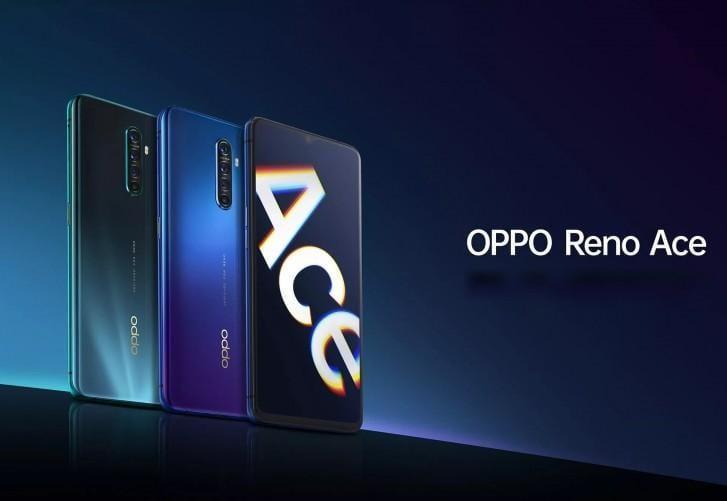 Компания Oppo представила смартфон Oppo Reno Ace (gsmarena 004)