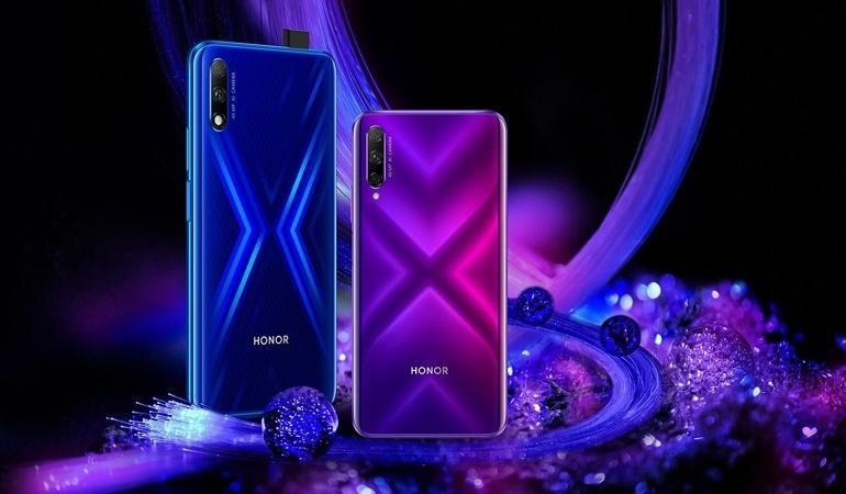 Honor представил смартфон Honor 9X в России (honor 9x i 9x pro 1)