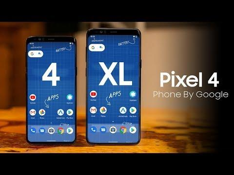 Компания Google официально представила смартфоны Pixel 4 и Pixel 4 XL (hqdefault)