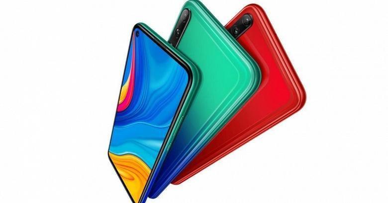 Скоро Huawei представит бюджетный смартфон Enjoy 10 с камерой 48 Мп (huawei enjoy 10 1 large)