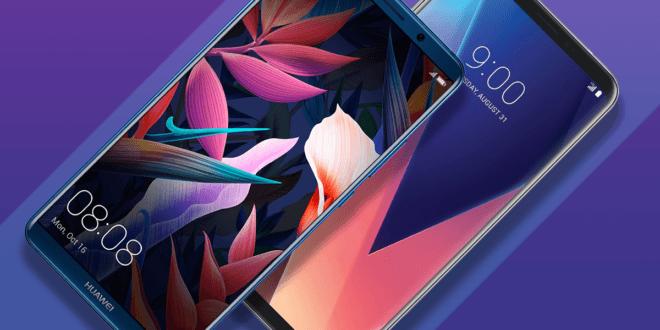 Появилась информация о характеристиках смартфонов Honor V30 и Honor V30 Pro (huawei mate 10 pro vs lg v30)