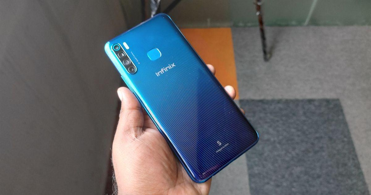 Компания Infinix представила смартфон Infinix S5 (infinix s5 featured)