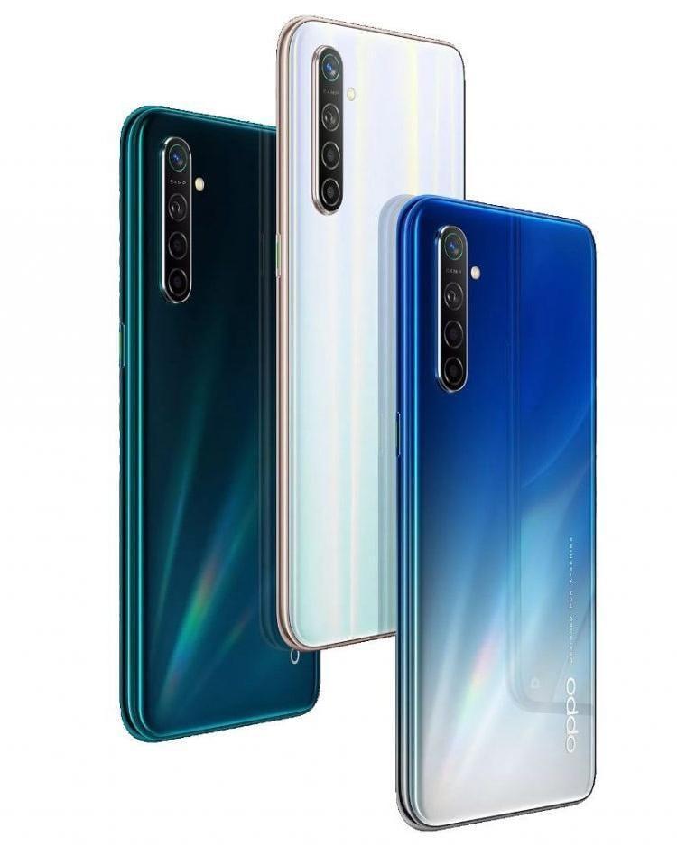 Компания Oppo представила смартфон Oppo K5 (k2)