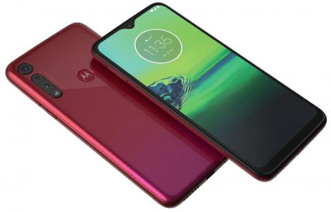Motorola анонсировала сразу три новых смартфона G8 и E6 ()