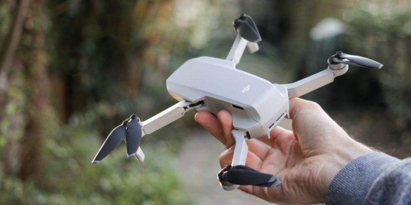 Компания DJI представила дрон Mavic Mini весом всего 249 грамм (mavic mini 1 of 10 920x516 1)