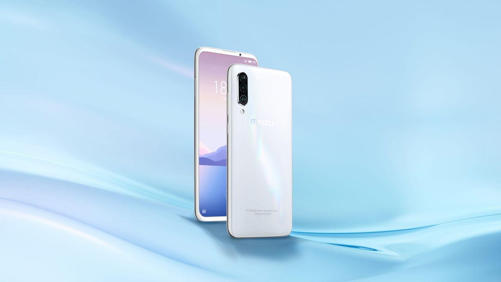 Meizu представила в России смартфон Meizu 16Xs (meizu 16xs 1)