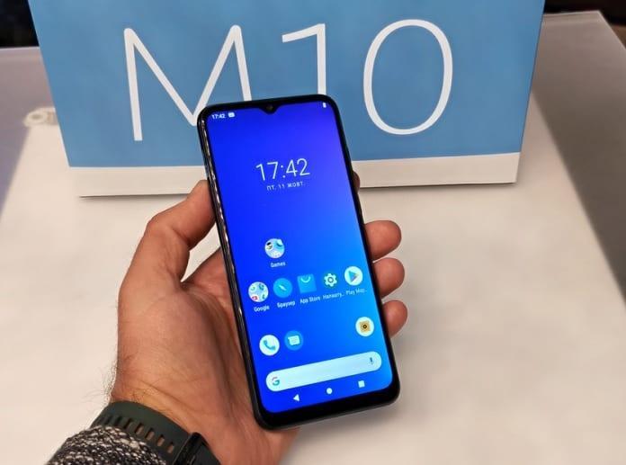Meizu выпускает бюджетный смартфон Meizu M10 (meizu m10 05)