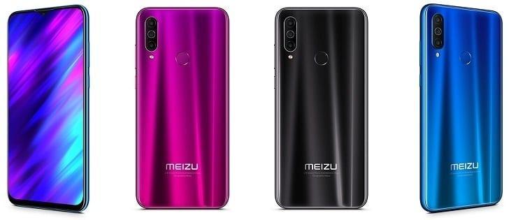 Meizu выпускает бюджетный смартфон Meizu M10 (meizu m10 46)