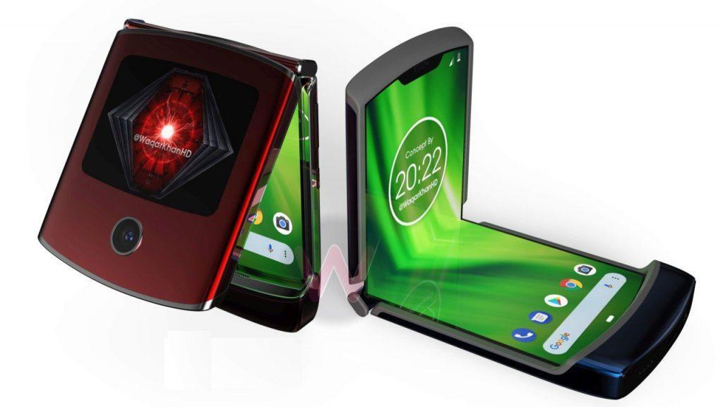 """Motorola объявила дату презентации смартфона-""""раскладушки"""" (moto razr 2019)"""