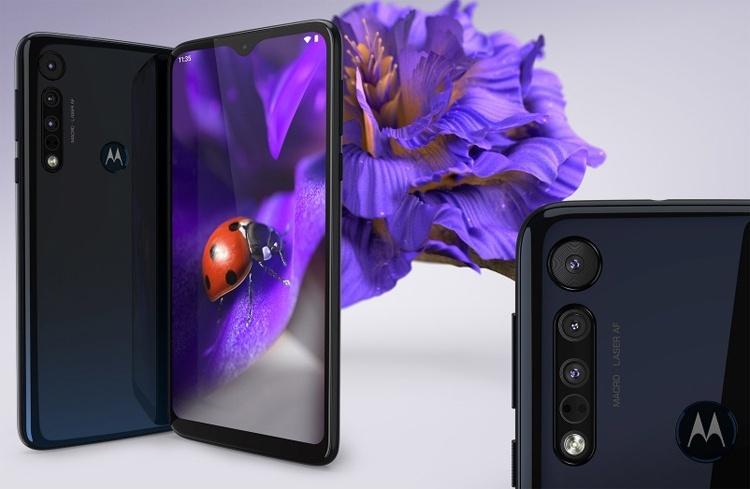 Motorola представила смартфон Motorola One Macro (moto1)