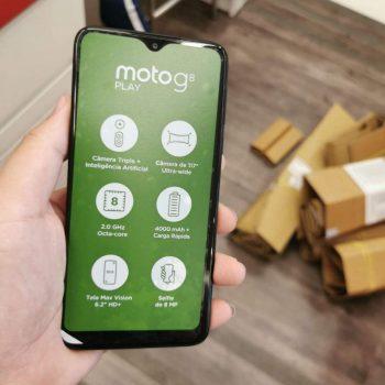 Новый смартфон Motorola G8 получил большой аккумулятор и чистый Android (motorola moto g8 play r d o tudocelular 1)