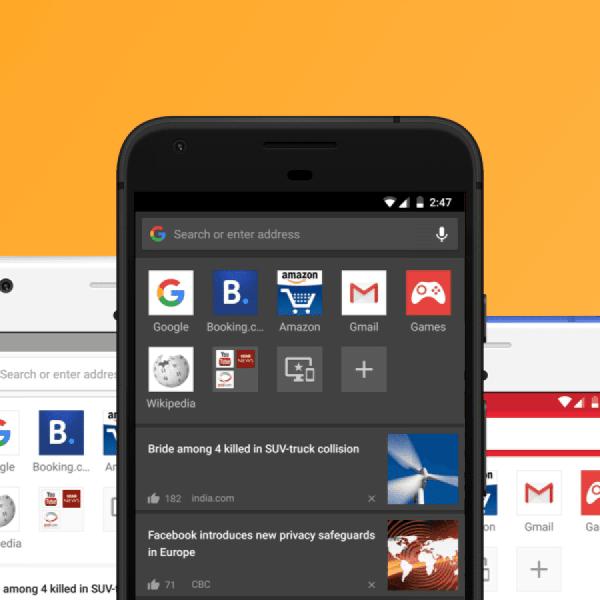 Разработчики браузера Opera запустили опцию хранения биткоина (opera mobile 1200x900 1)