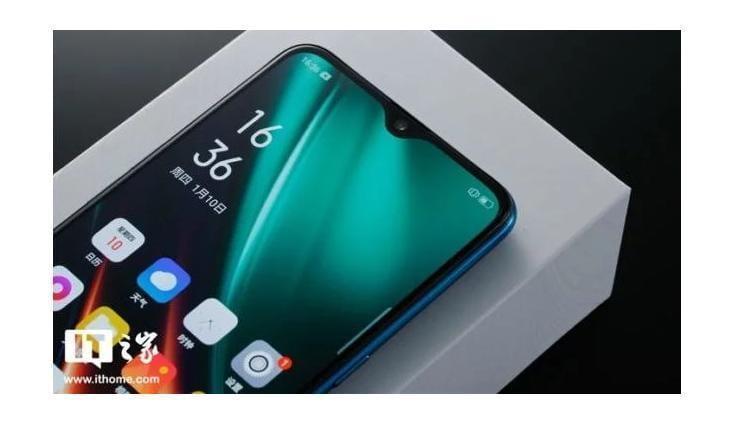 Компания Oppo представила смартфон Oppo K5 (oppo k5 425 735)