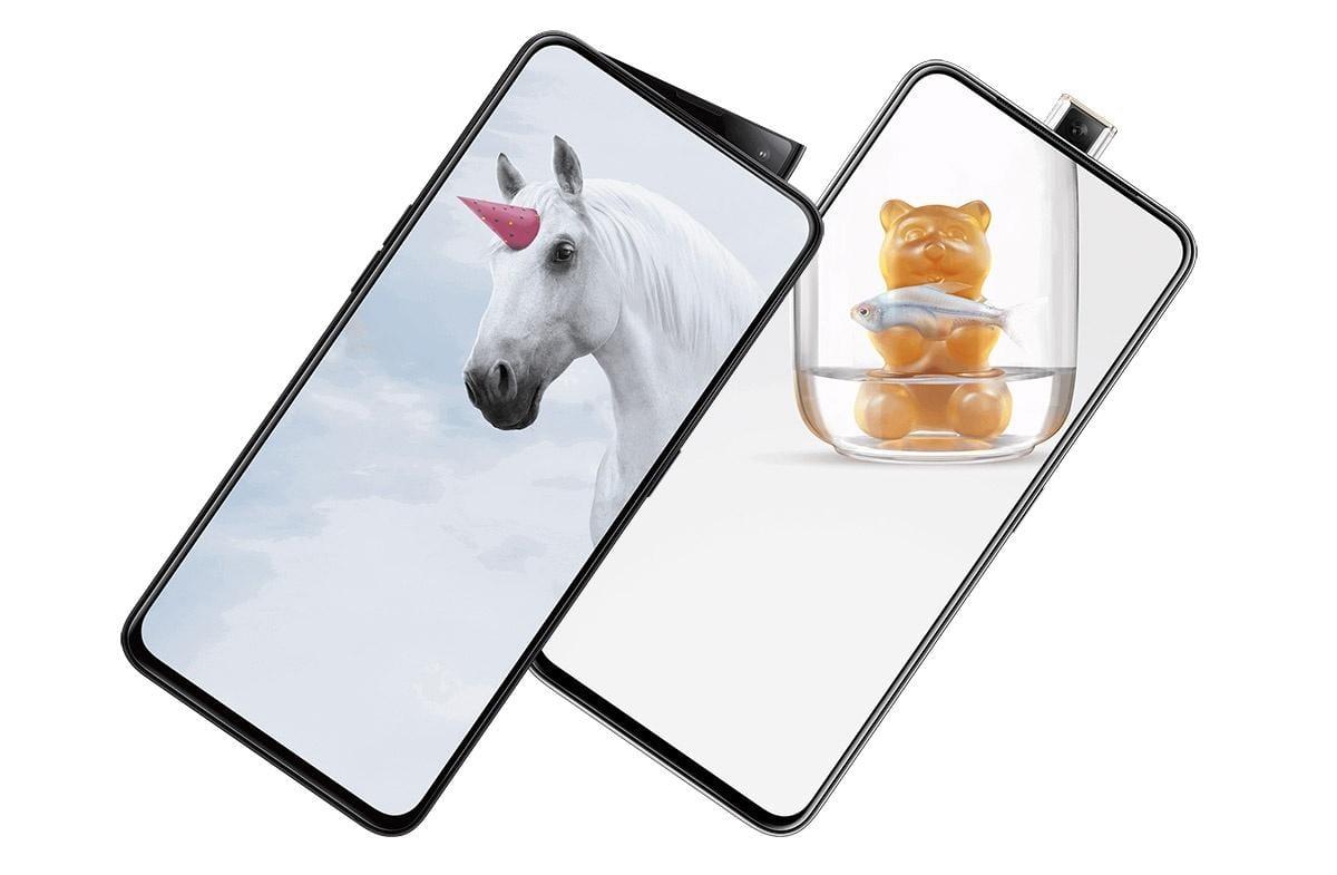 Компания Oppo представила смартфоны Oppo Reno2 и Reno2 Z (oppo reno2 display)