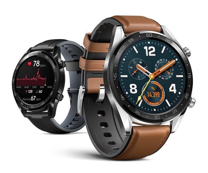 Объявлена дата начала продаж в России умных часов Huawei Watch GT 2 (pic s0 img)
