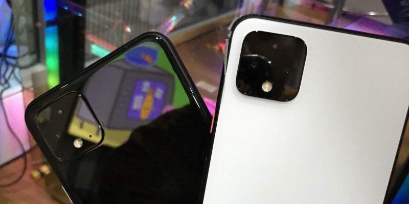 В Сети появились итоговые характеристики смартфонов Google Pixel 4 и Pixel 4 XL (pixel 4 xl comparison 4 1)
