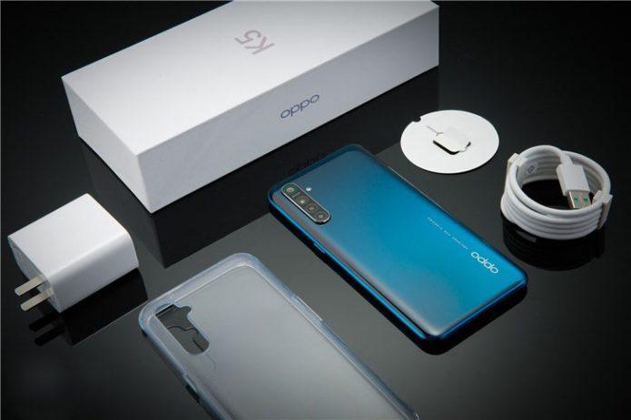 Компания Oppo представила смартфон Oppo K5 (post 5d8c99a83df65)