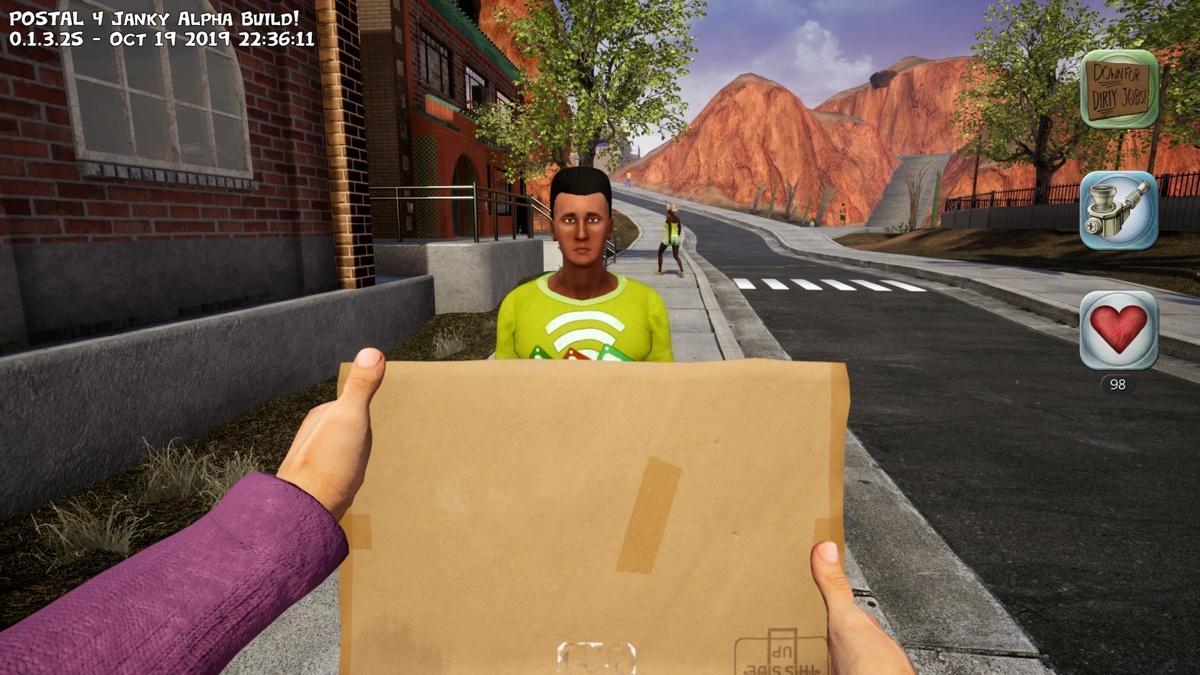 18+. Postal 4: No Regerts. Обзор альфа-версии игры (postal 4 no regerts 81)