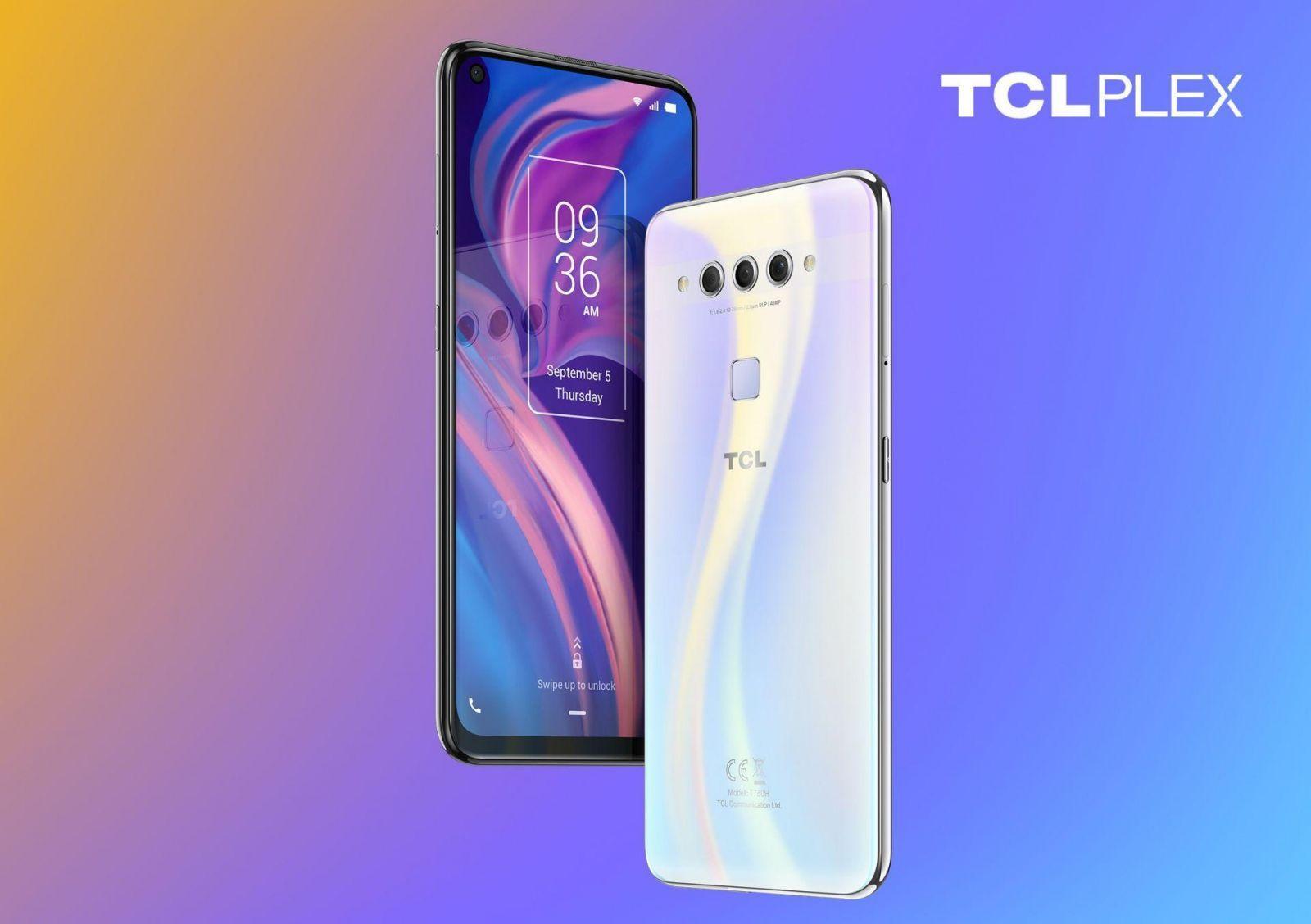 Компания TCL объявила о начале продаж и стоимости смартфона TCL PLEX (press view 04)