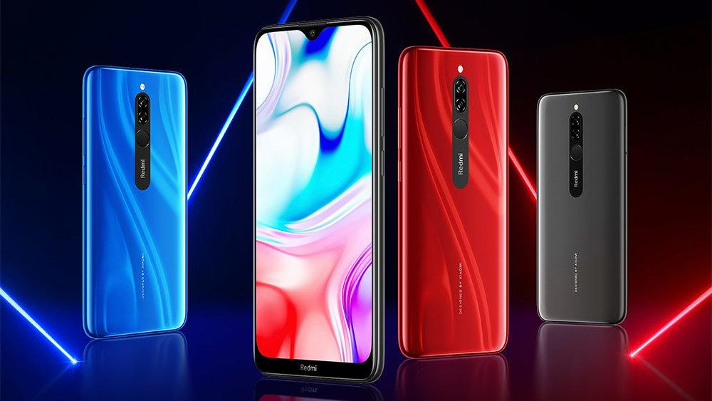 Стартовали продажи смартфона Redmi 8 (redmi8 1000 d 850)