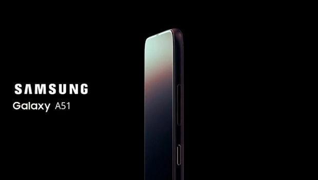 Стали известны характеристики смартфона Samsung Galaxy A51 ()