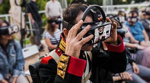 Вышел VR-ролик про фильм Союз Спасения (union 1)