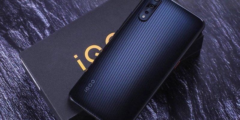 Vivо выпустит доступный смартфон с чипом Snapdragon 855+ (vivo iqoo neo 1)