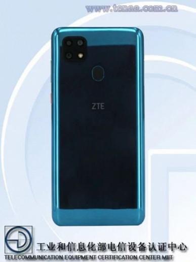 Опубликованы характеристики смартфона ZTE Blade 20 (zte2)