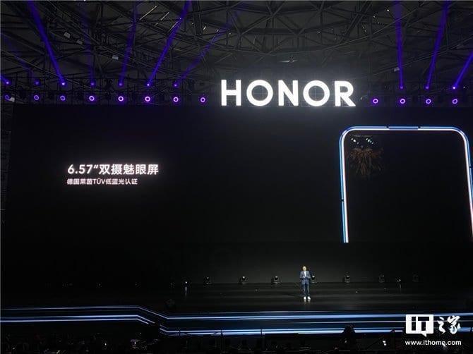 Бренд Honor представил смартфоны Honor V30 5G и V30 Pro 5G (0)