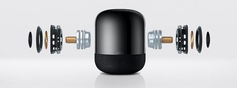 Huawei провела презентацию умной колонки Huawei Sound X (1)
