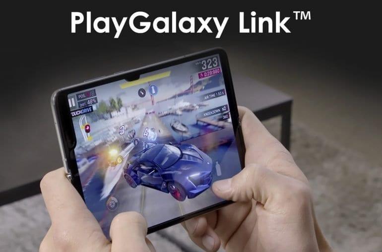 Samsung запустила в России стриминговый сервис PlayGalaxy Link (12 1)