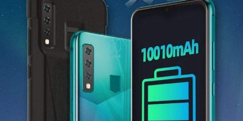 Hisense King Kong 6: новый смартфон с аккумуляторами на 10 000 мА·ч (170455.720072.4632)