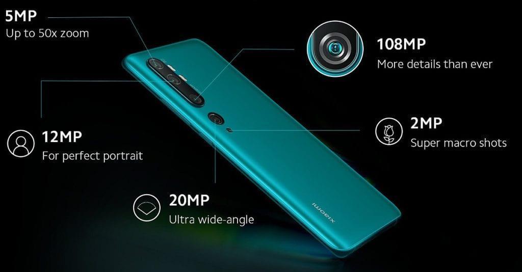 Xiaomi официально представила смартфон Xiaomi Mi CC9 Pro со 108-мегапиксельной пентакамерой (2019 11 05 11 48 05)