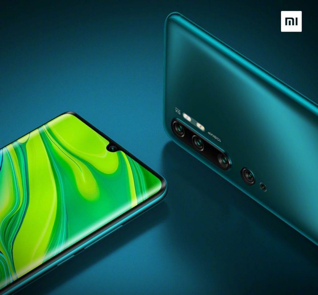 Xiaomi официально представила смартфон Xiaomi Mi CC9 Pro со 108-мегапиксельной пентакамерой (2019 11 05 11 49 50)
