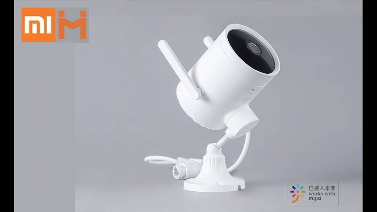 Xiaomi выпускает камеру наружного наблюдения за 28 долларов (2019 11 06 09 59 26)