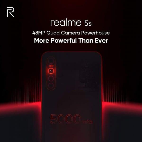 Realme опубликовала официальный тизер смартфона Realme 5s (2019 11 15 10 27 35)