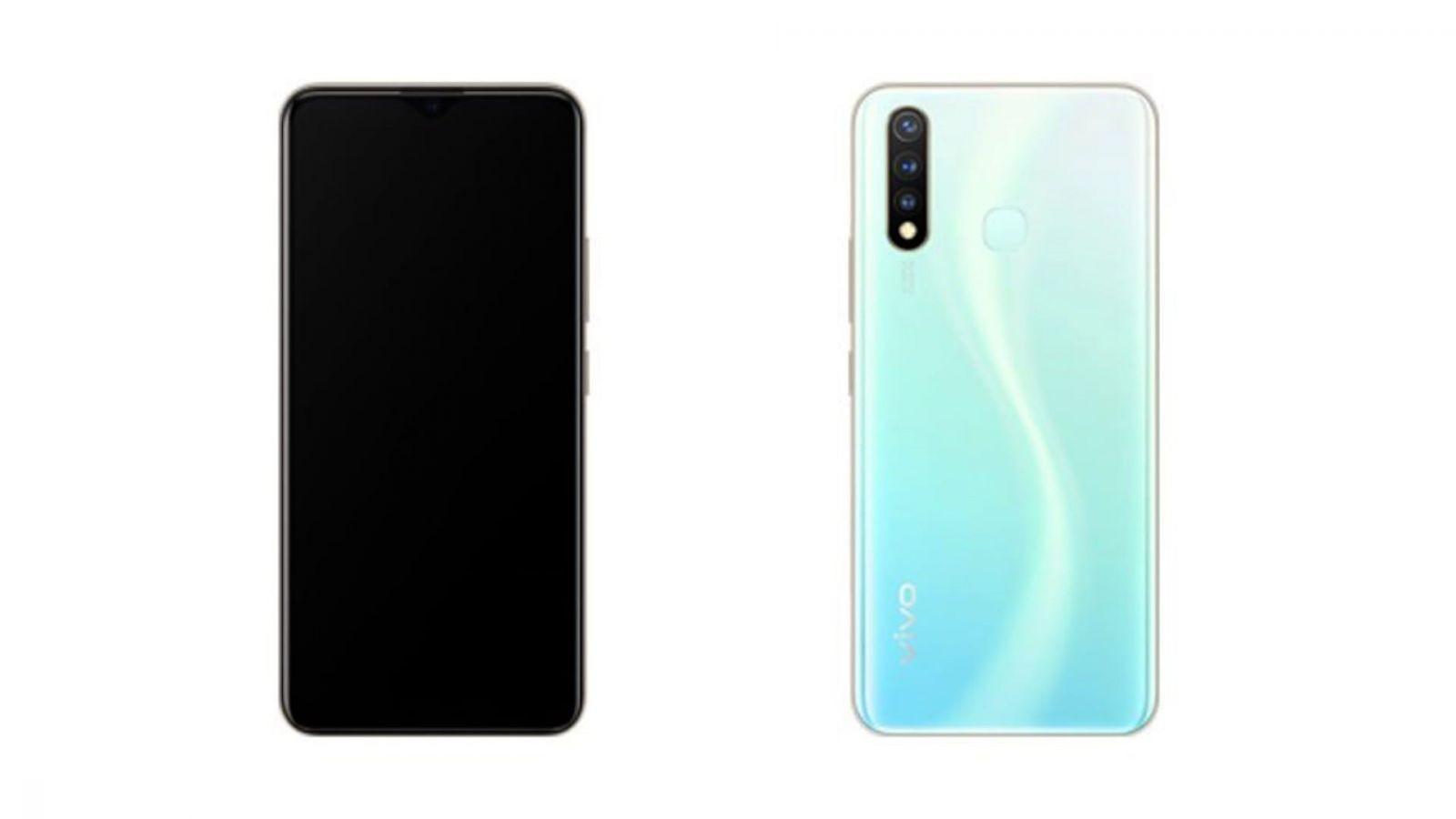 Vivo выпускает доступный смартфон Vivo Z5i (2019 11 27 09 55 27)