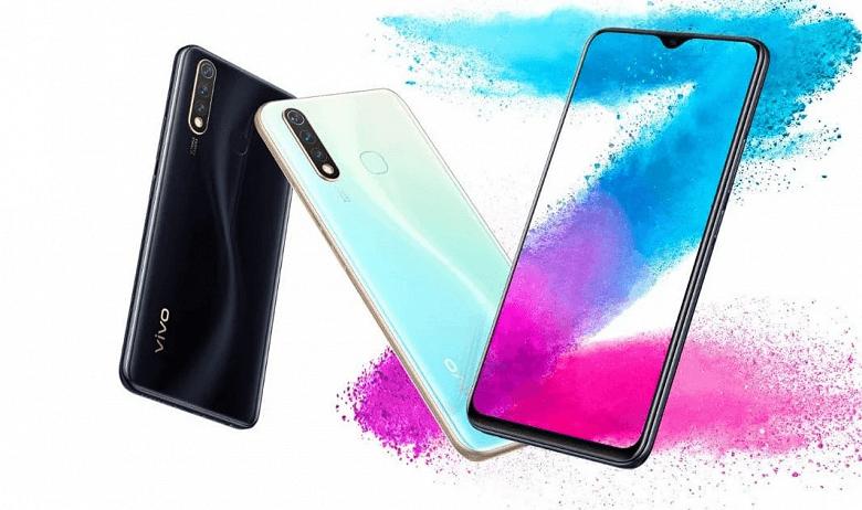 Vivo выпускает доступный смартфон Vivo Z5i (2019 11 27 09 56 17)