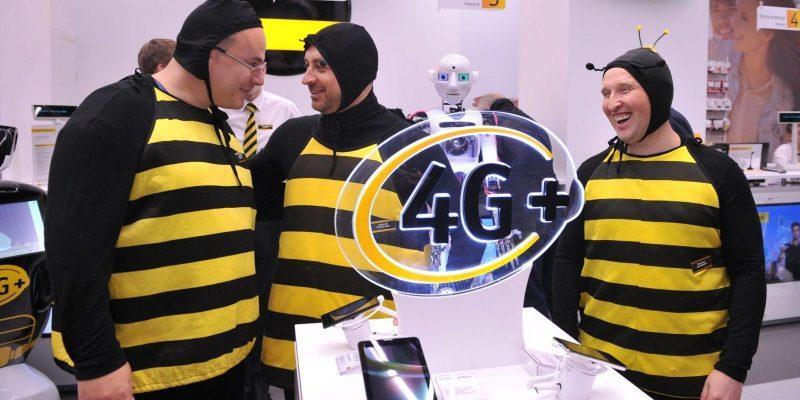 «Билайн» удерживает лидерство по масштабам внедрения сети 4G (363)