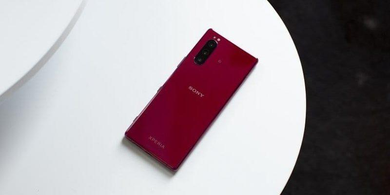 В России стартовали продажи смартфона Sony Xperia 5 (androidpit sony xperia 5 back w810h462)