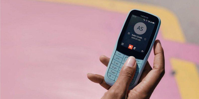 В России появился кнопочный телефон Nokia 220 с поддержкой 4G (anons novoj nokia 105 i nokia 220 4g klassika razvivaetsa picture4 0)