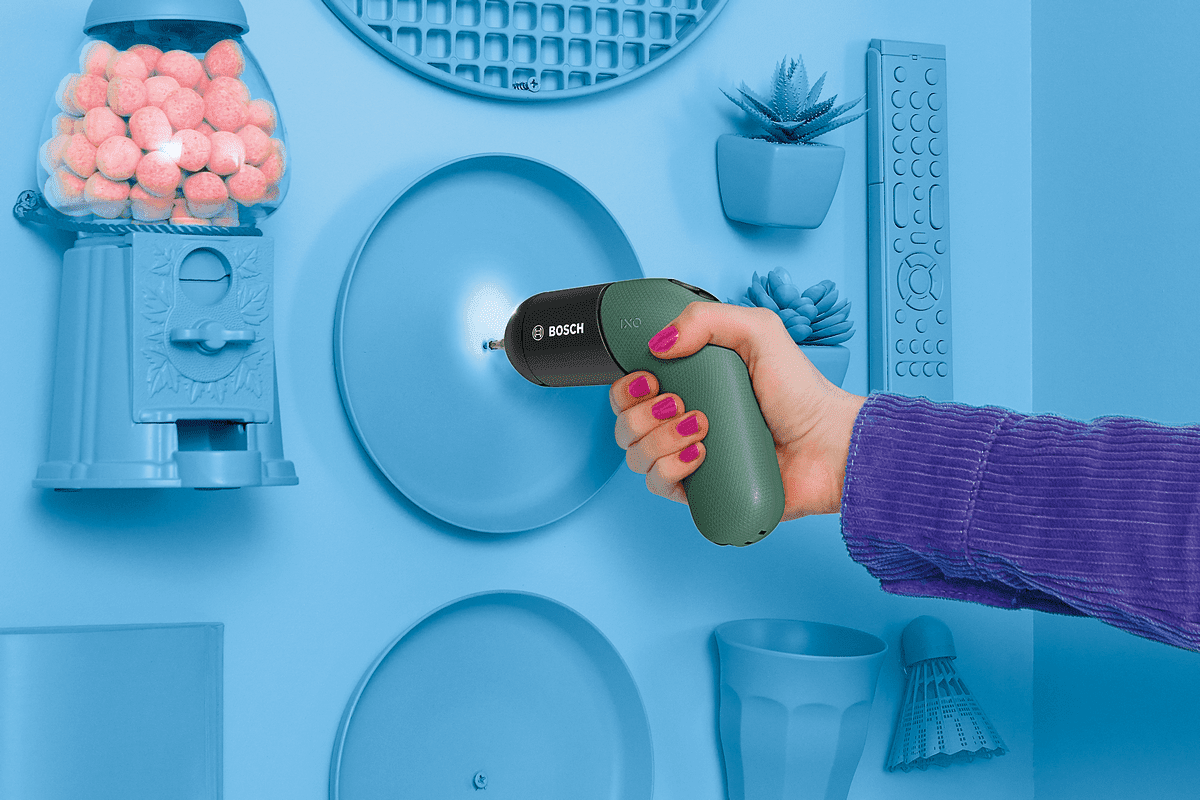 Новый шуруповерт от Bosch может сверлить стены, молоть специи и откупоривать вино (applicationclose classic)