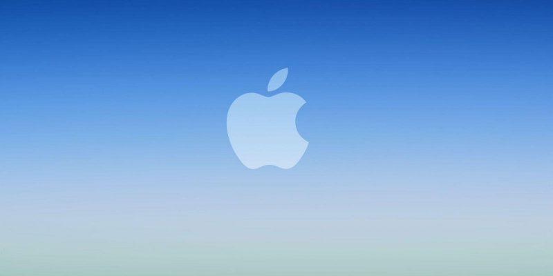 Инсайдеры: iPhone SE 2 выйдет в марте, а iPhone 12 Pro получит 6 ГБ ОЗУ (blue ios gradient apple logowallpaper scaled 1)
