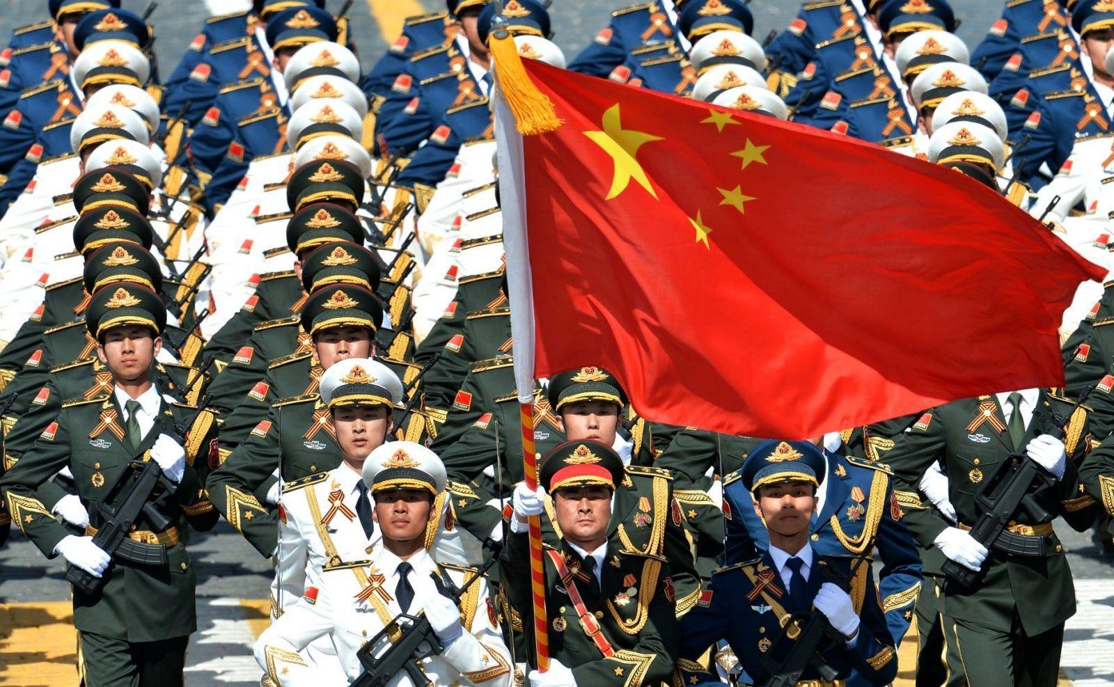 Китайским солдатам будут выдавать премии в криптовалюте (china army)