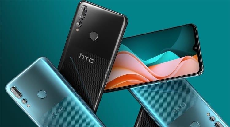 Компания HTC представила новый смартфон Desire 19s с тройной камерой и NFC за $195 (desire1)