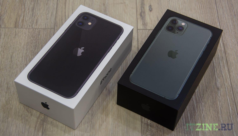 Сравнительный обзор iPhone 11 и iPhone 11 Pro. Какой выбрать? (dsc 7739)