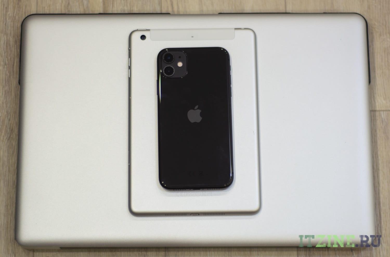 Сравнительный обзор iPhone 11 и iPhone 11 Pro. Какой выбрать? (dsc 7821)