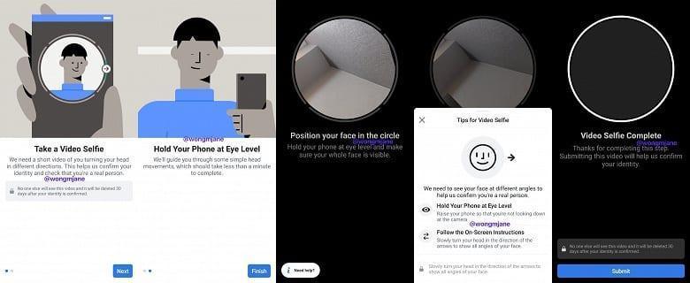 """Facebook может обязать пользователей одноимённой соцсети верифицировать свой аккаунт """"по лицу"""" (eincg1gu8aac1di large)"""
