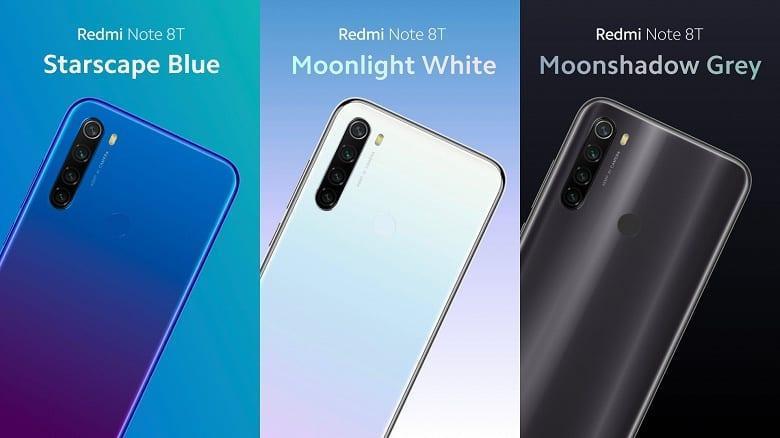 Xiaomi показала смартфон Redmi Note 8T. Большая батарея и мощный процессор (eirvtneuuai7vup large)